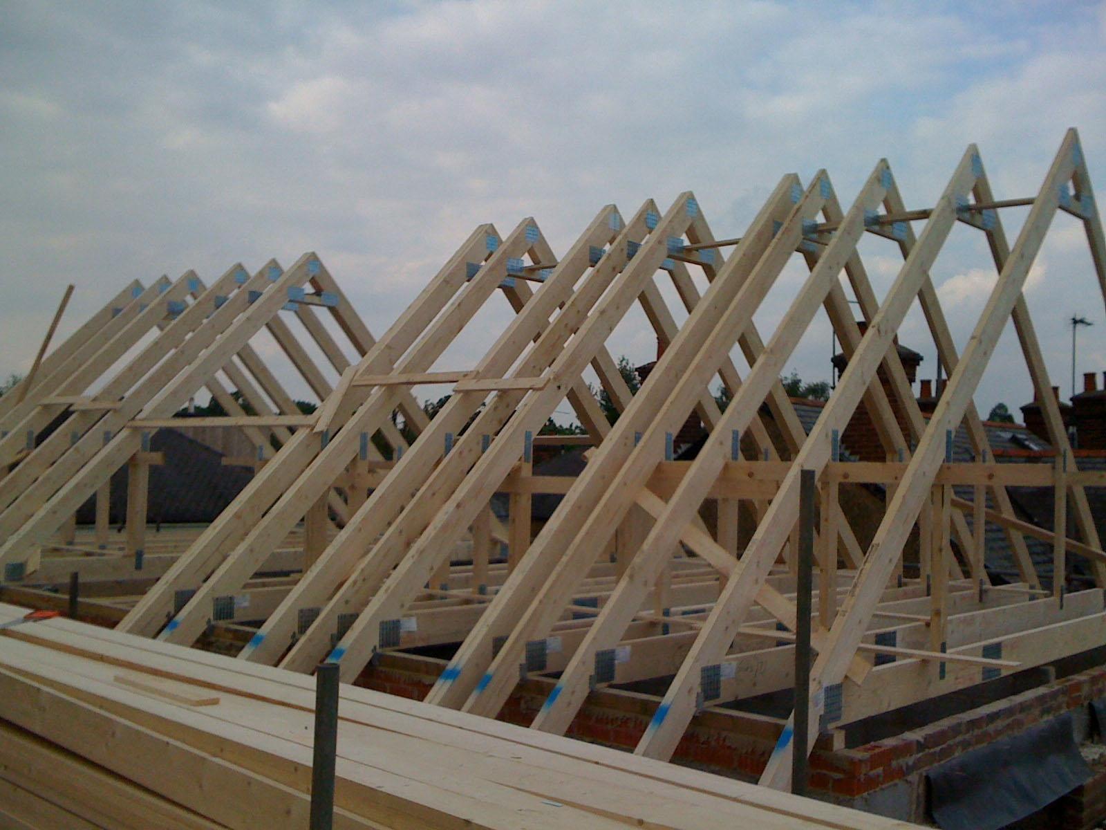 Truss Roof Joiner Amp Carpentry Experts A Spec Ltd