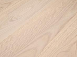 Whitewashed Ash Flooring