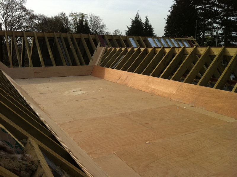 Flat Roof Construction Surrey and London