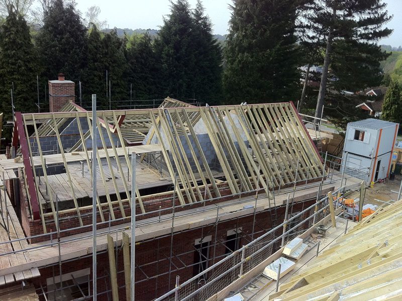 Gable Roofs Surrey and London