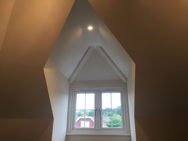 Vaulted Ceiling Dormers Surrey and London