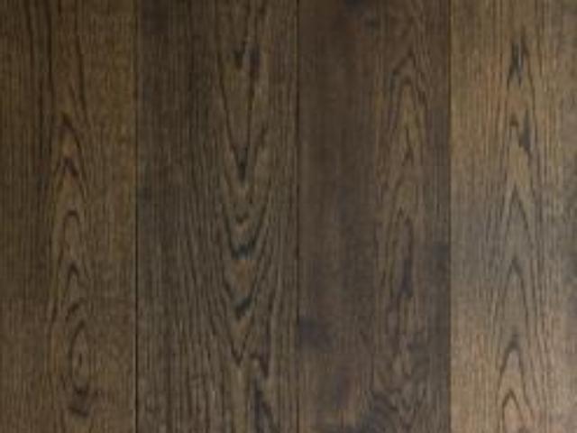 Dark Walnut Oak Engineered Wood Floor