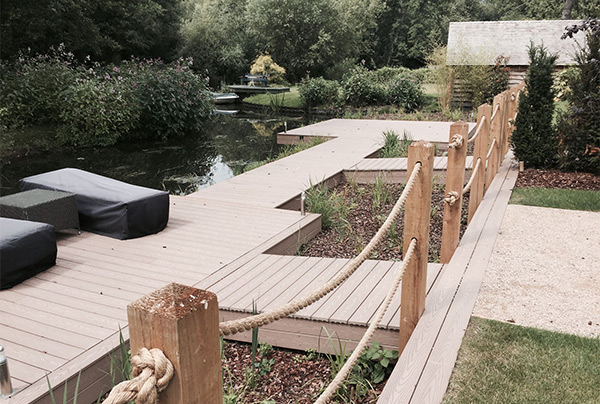 Timber Decking Surrey