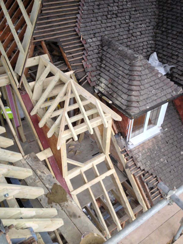 Hipped Dormers in Surrey and London