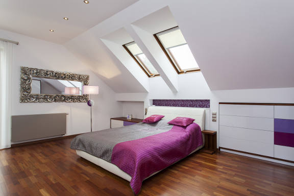 Loft conversions in Dorking