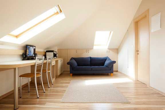 Velux loft conversions