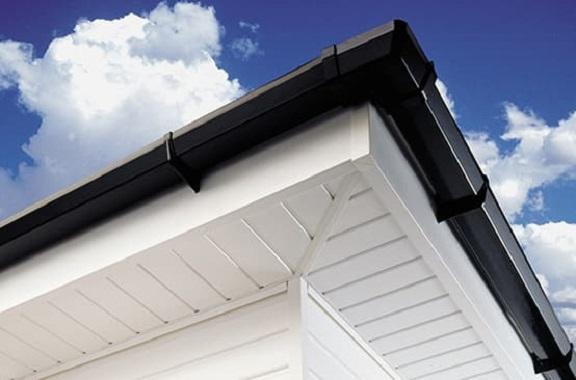 UPVC Soffit & Fascia - Surrey Roofline