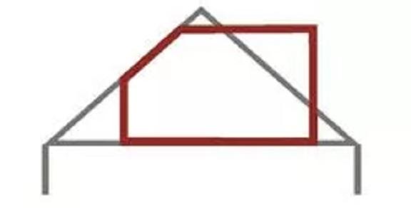 Loft conversions - White kitchen area